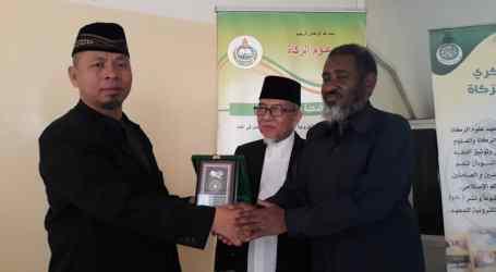 STAI Al-Fatah Tandatangani MoU dengan Institut Ilmu Zakat Sudan