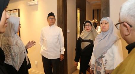 Rakor Tiga Menteri di Makkah Bahas Persiapan Haji