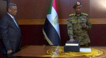 Jenderal Ibn Auf Pimpin Sudan untuk Sementara