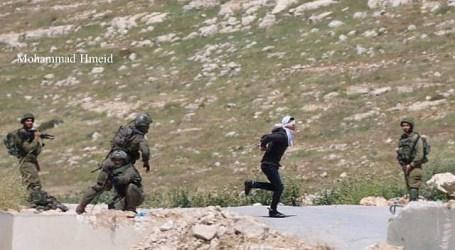 Tentara Israel Tembak Pemuda Palestina yang Matanya Ditutup