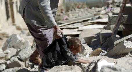 Trump Veto RUU untuk Akhiri Keterlibatan AS di Perang Yaman