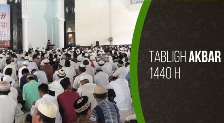 Jama'ah Muslimin (Hizbullah) Siap Gelar Tabligh Akbar dan Festival Sya'ban 1440 Hijriyah