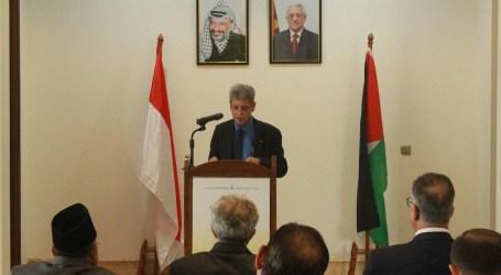 Indonesia Beri Kontribusi Nyata pada Palestina