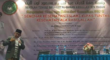 Yakhsyallah: Setengah Ayat dalam Al-Quran Solusi Masalah Kesehatan