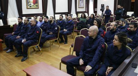 Kantor Berita Anadolu Adakan Pelatihan Meliput Perang
