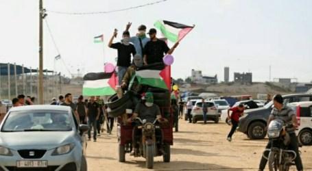 Warga Gaza Bersiap Gelar Aksi Hari Tahanan