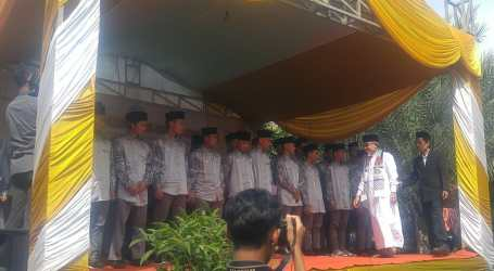 Imaam Yakhsyallah Harapkan Alumni Ponpes Menjadi Katalisator Umat
