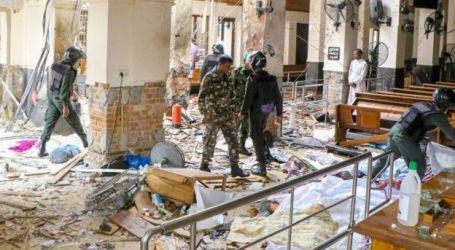 137 Tewas Akibat Ledakan Bom di Gereja dan Hotel Srilangka