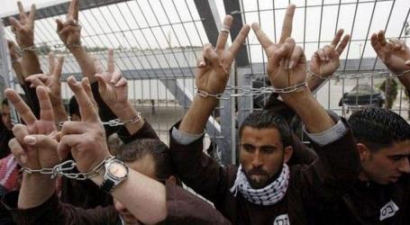 46 Tawanan Palestina Mendekam Selama Seperempat Abad di Penjara Israel