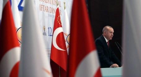 Erdogan: Turki Akan Segera Membersihkan Teroris dari Suriah