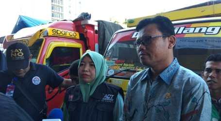 ACT Lampung Kirim 40 Ton Logistik bagi Korban Banjir Bengkulu