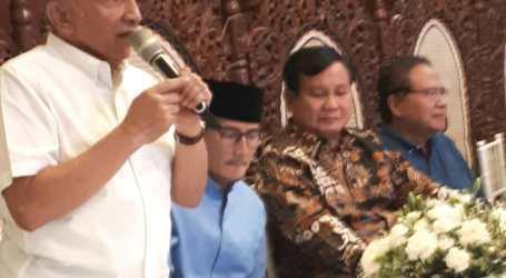 Prabowo Desak Segera Audit IT KPU