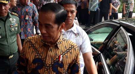 Jokowi Akui Belum Mampu Atasi Persoalan Sistem Perijinan