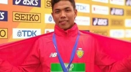 Muhammad Zohri Lolos Olimpiade Tokyo 2020