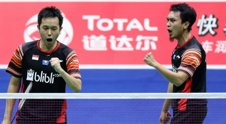 Piala Sudirman 2019: Meski Kalah, Indonesia Juara Grup