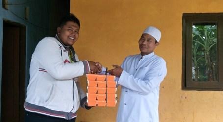 Rumah Zakat Tangerang Salurkan Paket Buka Bersama di Pesantren Ibtidaul Hasan