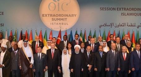 Catatan Konferensi OKI: Erdogan Serukan Bersatu Hadapi Israel