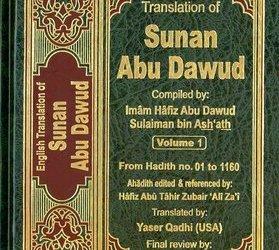 Mengenal Sosok Imam Abu Daud