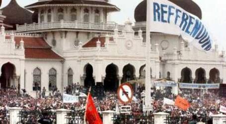 Isu Referendum Aceh Kembali Mencuat