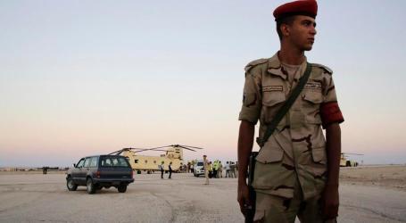 Mesir: 16 Tersangka Militan Tewas di Sinai