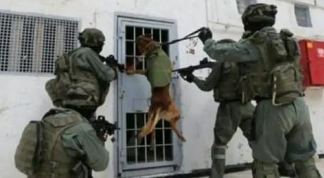 Pasukan Israel Serbu Sel Tahanan Penjara Ashkelon