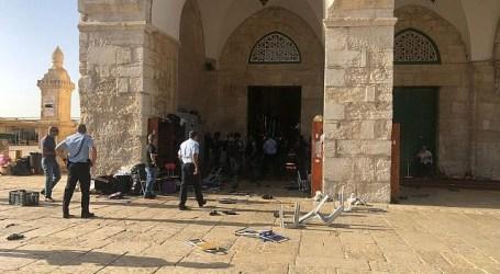 Palestina Kutuk Keras Serangan Israel ke Masjid dan Jamaah Al-Aqsa