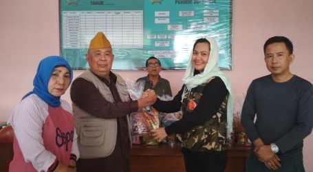 Paket Lebaran untuk Veteran Lampung