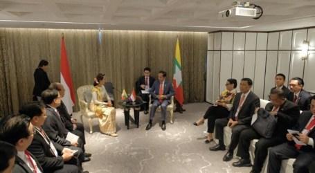 Jelang KTT ASEAN, Presiden Jokowi Lakukan Pertemuan Bilateral