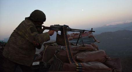 Pasukan Turki Lumpuhkan Lima Militan Kurdi