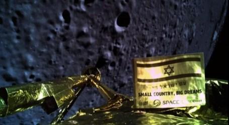 Gagal Mendarat di Bulan, Perusahaan SpaceIL Israel Tidak Mau Percobaan Kedua
