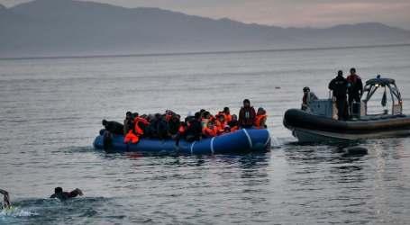 Kapal Migran Tenggelam di Turki Barat, Delapan Orang Tewas