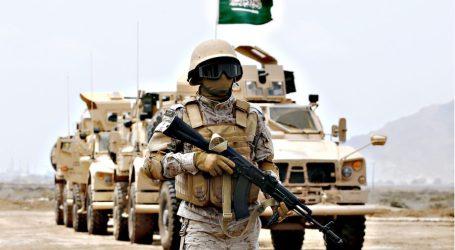 Arab Saudi Balas Serangan Drone Houthi
