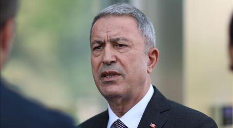 Menhan. Turki: NATO Rugi Jika Tak Libatkan  Turki dalam Proyek F-35