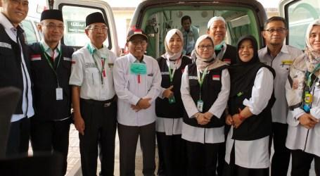 Dirjen. Haji dan Umrah Kunjungi Klinik Haji Madinah