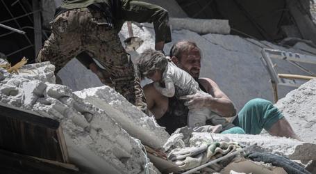 PBB : Koalisi AS Diduga Lakukan  Kejahatan Perang di Suriah
