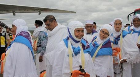 Jamaah Calon Haji Aceh Kloter Pertama Tiba di Tanah Suci