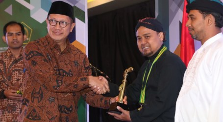 KUA Naggulan Yogyakarta Raih Peringkat I KUA Teladan Nasional 2019