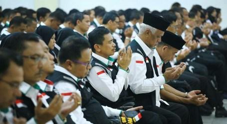 Sebanyak 370 Petugas Haji Makkah Diberangkatkan