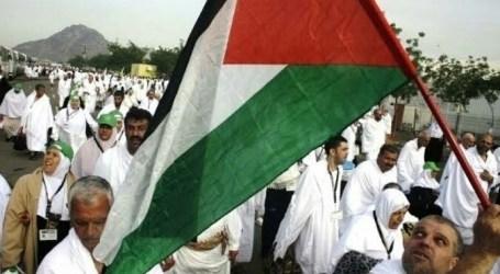 Jamaah Haji Gaza Gelombang I Berangkat ke Arab Saudi