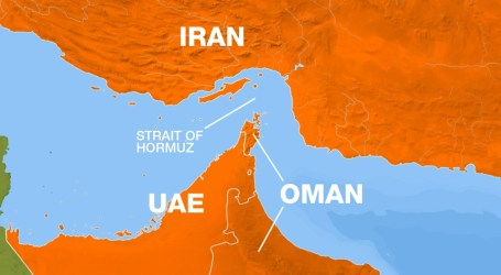 Iran Sita Kapal Tanker Inggris di Selat Hormuz