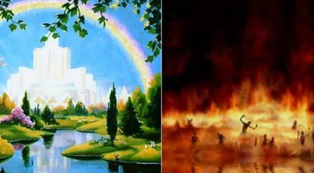 Di Surga atau Di Nerakakah Kita?