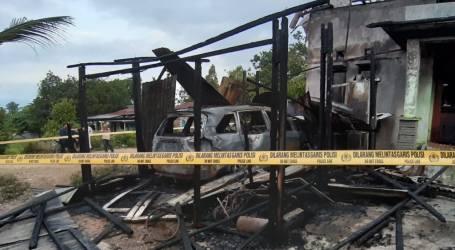 Rumah Jurnalis di Aceh Tenggara Dibakar OTK