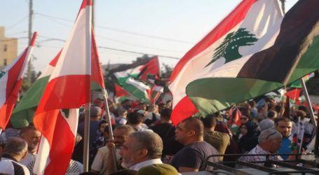 Pengungsi Palestina di Lebanon Protes Diperlakukan Sebagai Orang Asing
