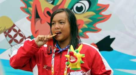 Indonesia Raih Enam Medali Emas, Adelia Persembahkan Emas Pertama