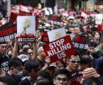 Demonstran Hong Kong Lari ke Taiwan