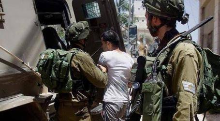 Israel Tangkap 19 Warga Palestina, Termasuk Bekas Tahanan