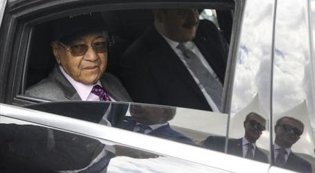 PM Malaysia Kunjungi Makam Attaturk