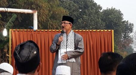 Imaam Yakhsyallah Mansur: Idul Adha Momentum Persatuan