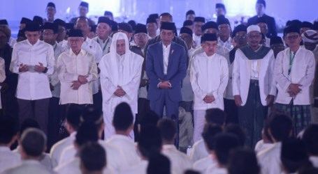 Masuki Bulan Kemerdekaan, Presiden Ajak Masyarakat Bersyukur