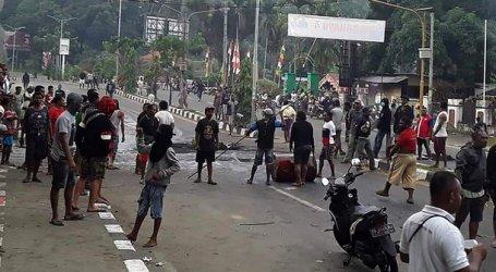 Insiden Deiyai Papua, 1 TNI Gugur 5 Personel Luka-luka